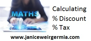 MATH COURSE: Calculating Percentages