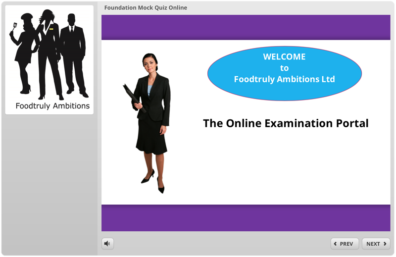 Articulate Storyline 3 – Self Marking Exam