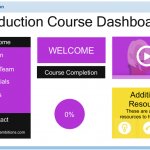 Articulate Storyline 3 – Induction Dashboard