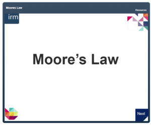 Articulate Storyline 3 – Moore's Law